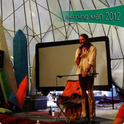 Levityzone 001: Genesis Engines @ Burning Man 2012