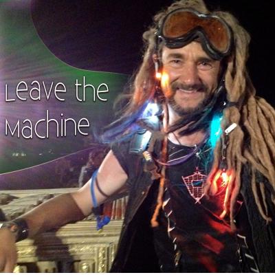 LZ Episode 022: Leave the Machine @ BurningMan2012