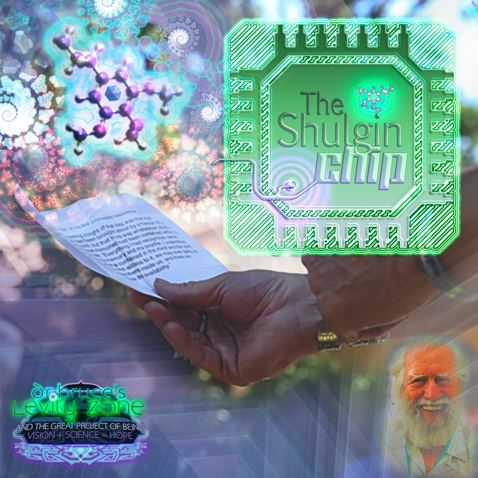 LZ Episode 029: The Shulgin Chip