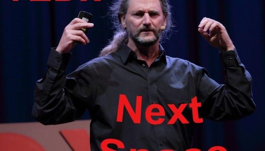 LZ Episode 038: Dr. Bruce's TEDx Talks-Next Space SHEPHERD