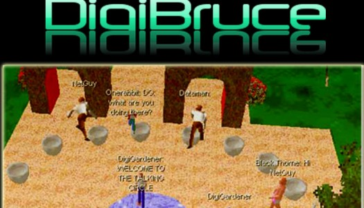 LZ Episode 041: Deep 90s-DigiBruce 1995 & 96