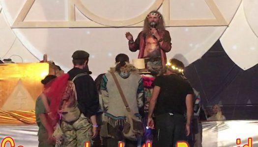 LZ Episode 060: Communion in the Pyramid @ BurningMan 2017