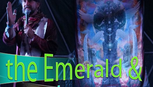 LZ Episode 066: The Emerald & Azure Civilization @ Earth Frequency 2015